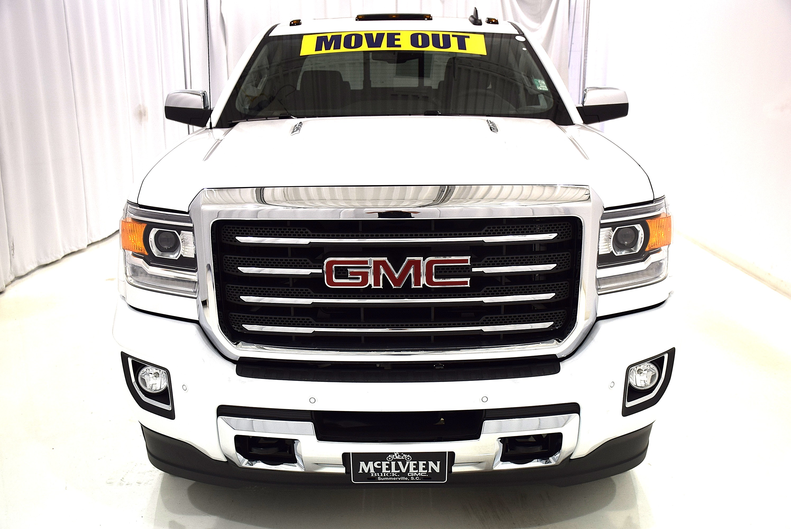 2016 Sierra 2500 Double Cab, Cab Chassis #63833 - photo 8