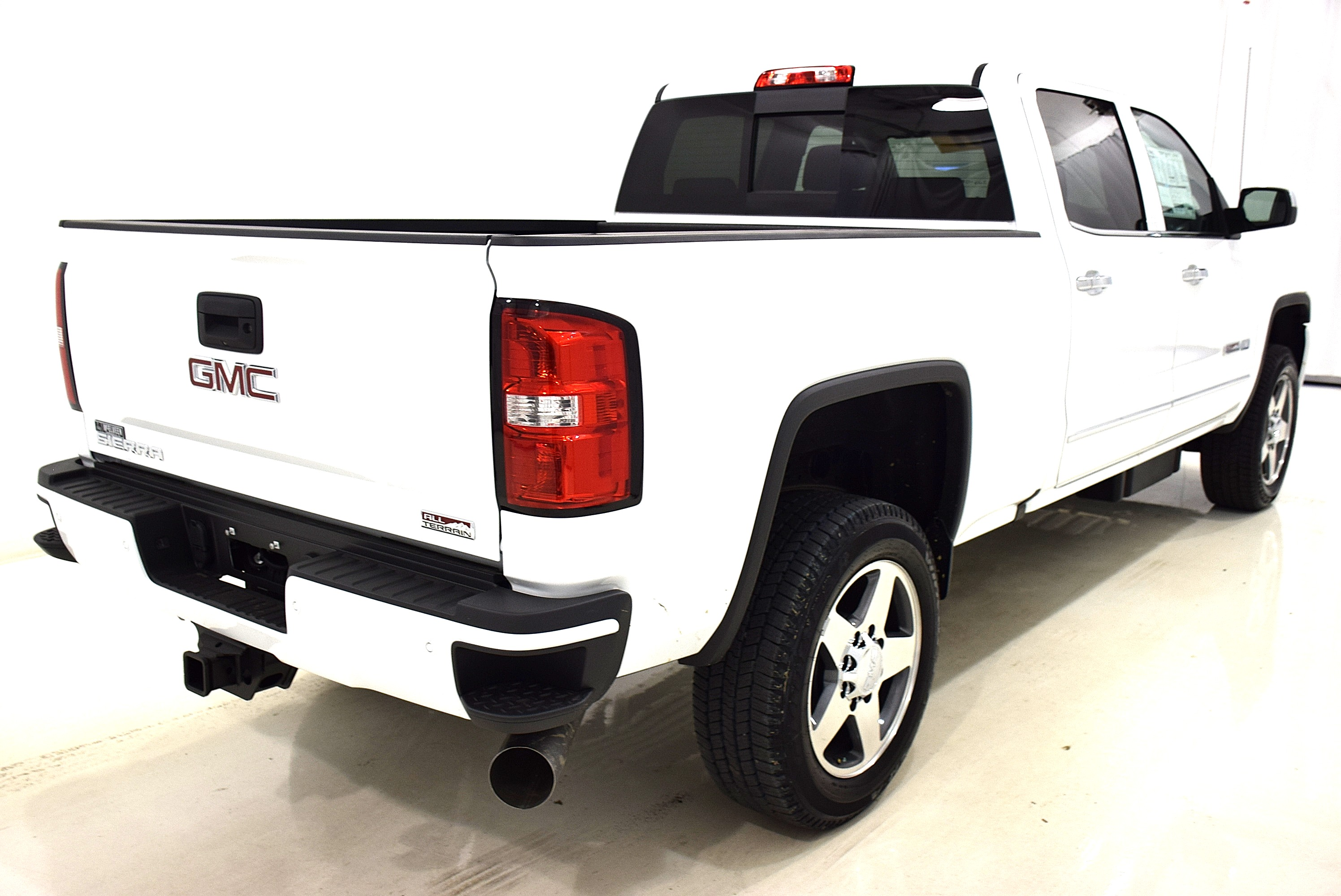 2016 Sierra 2500 Double Cab, Cab Chassis #63833 - photo 7
