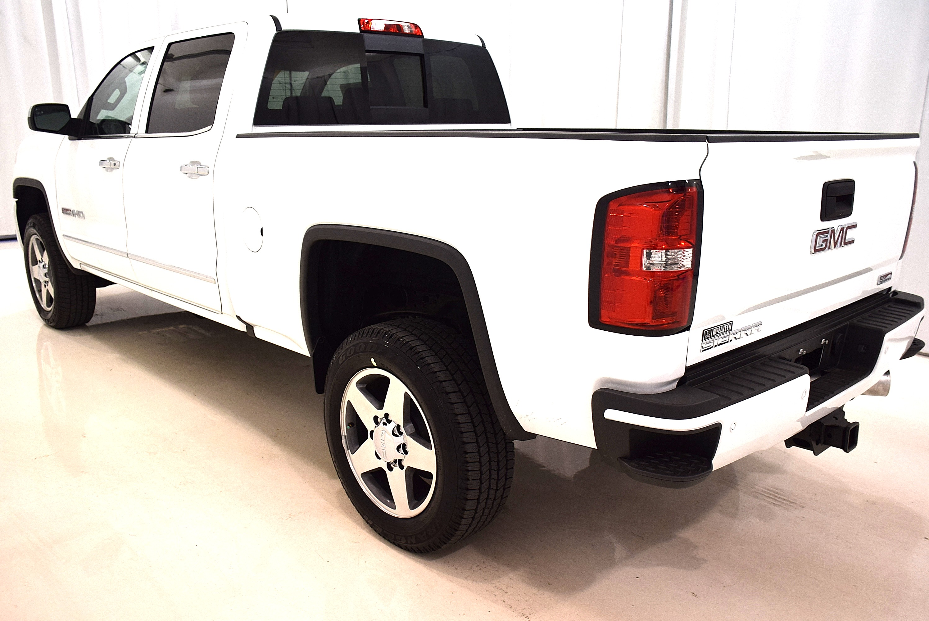 2016 Sierra 2500 Double Cab, Cab Chassis #63833 - photo 2