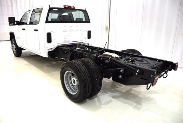 2016 Sierra 3500 Crew Cab 4x4, Cab Chassis #63842 - photo 2