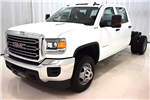 2016 Sierra 3500 Crew Cab 4x4, Cab Chassis #63842 - photo 1