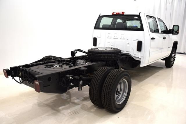 2016 Sierra 3500 Crew Cab, Cab Chassis #63863 - photo 3