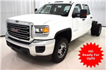 2016 Sierra 3500 Crew Cab, Cab Chassis #63863 - photo 1