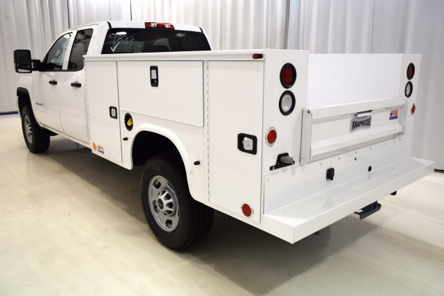 2017 Sierra 2500 Double Cab 4x4 Service Body #73402 - photo 8