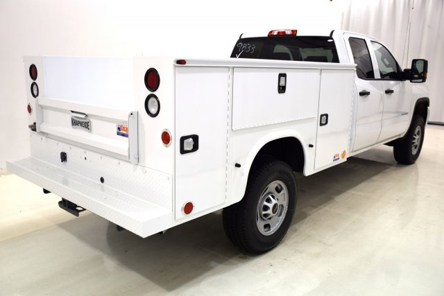 2017 Sierra 2500 Double Cab 4x4 Service Body #73402 - photo 2