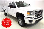 2017 Sierra 2500 Double Cab 4x4 Service Body #73402 - photo 1