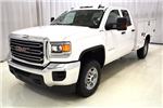 2017 Sierra 2500 Double Cab 4x4,  Service Body #73402 - photo 4