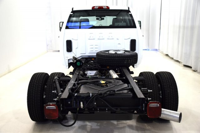 2017 Sierra 3500 Crew Cab 4x4, Cab Chassis #73508 - photo 7