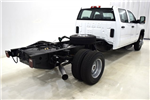2017 Sierra 3500 Crew Cab 4x4, Cab Chassis #73548 - photo 1