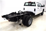 2017 Sierra 3500 Crew Cab 4x4, Cab Chassis #73558 - photo 1