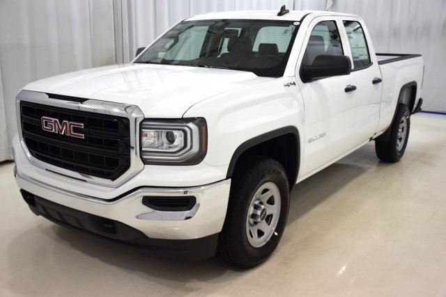 2017 Sierra 1500 Double Cab 4x4 Pickup #73559 - photo 5