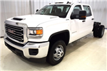 2017 Sierra 3500 Crew Cab 4x4, Cab Chassis #73565 - photo 1