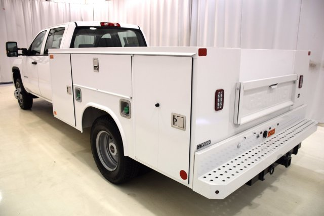 2017 Sierra 3500 Crew Cab 4x4, Service Body #73603 - photo 8