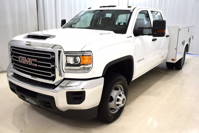 2017 Sierra 3500 Crew Cab 4x4, Service Body #73603 - photo 5