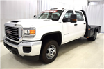 2017 Sierra 3500 Crew Cab DRW 4x4 Platform Body #73605 - photo 1