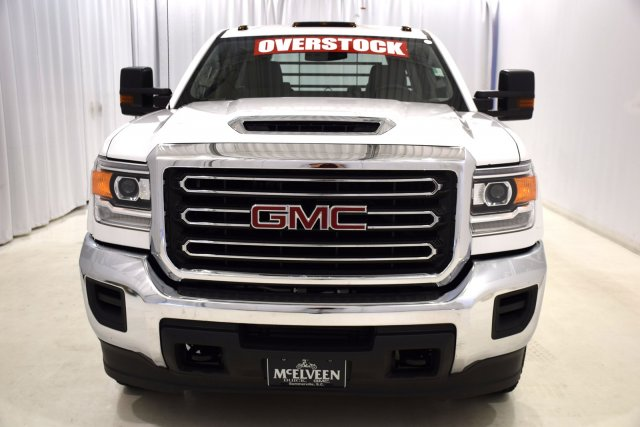 2017 Sierra 3500 Crew Cab DRW 4x4 Platform Body #73606 - photo 6
