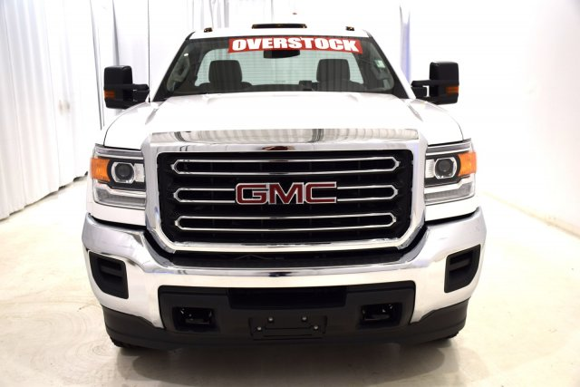 2017 Sierra 3500 Regular Cab DRW 4x4 Cab Chassis #73634 - photo 6