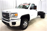 2017 Sierra 3500 Regular Cab DRW 4x4 Cab Chassis #73634 - photo 5