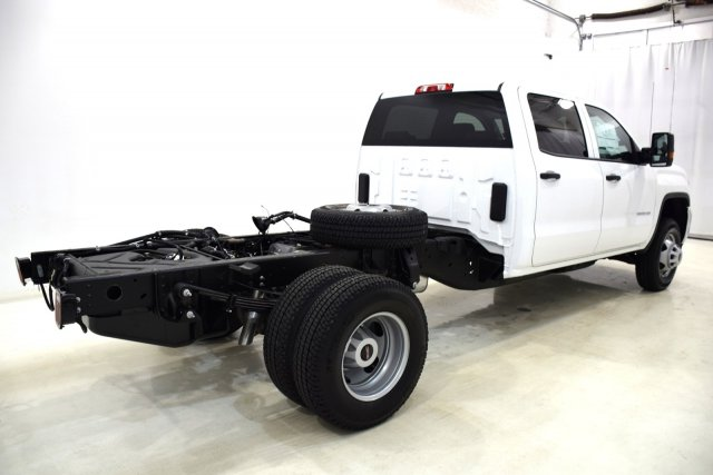 2017 Sierra 3500 Crew Cab, Cab Chassis #73694 - photo 2