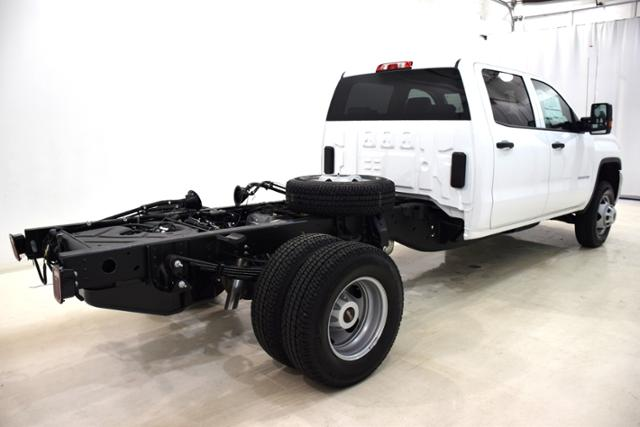 2017 Sierra 3500 Crew Cab DRW, Cab Chassis #73701 - photo 8