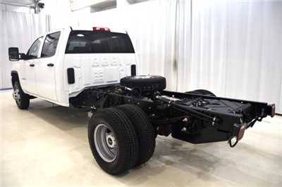2017 Sierra 3500 Crew Cab DRW, Cab Chassis #73701 - photo 2