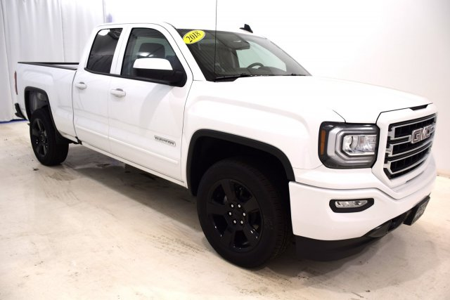 2018 Sierra 1500 Extended Cab Pickup #83148 - photo 5