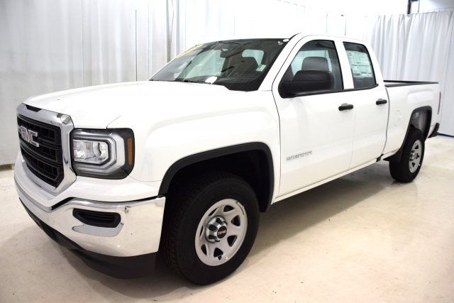 2018 Sierra 1500 Extended Cab Pickup #83158 - photo 6