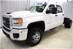 2018 Sierra 3500 Crew Cab DRW 4x4,  Cab Chassis #83462 - photo 5