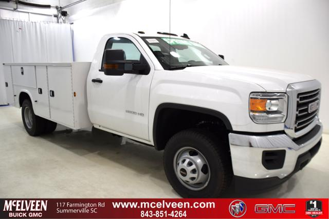 2018 Sierra 3500 Regular Cab DRW,  Service Body #83600 - photo 1
