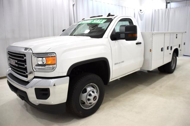 2018 Sierra 3500 Regular Cab DRW 4x2,  Knapheide Service Body #83600 - photo 5