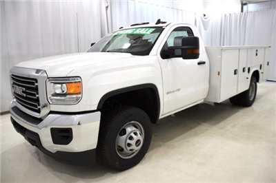 2018 Sierra 3500 Regular Cab DRW,  Service Body #83600 - photo 5