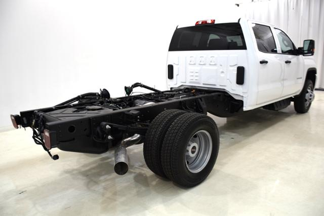 2018 Sierra 3500 Crew Cab DRW 4x4,  Cab Chassis #83639 - photo 2