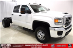2018 Sierra 3500 Crew Cab DRW 4x4,  Cab Chassis #83639 - photo 1