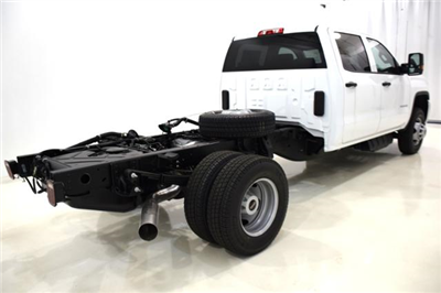 2018 Sierra 3500 Crew Cab DRW 4x4,  Cab Chassis #83734 - photo 2