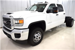 2018 Sierra 3500 Crew Cab DRW 4x4,  Cab Chassis #83734 - photo 5