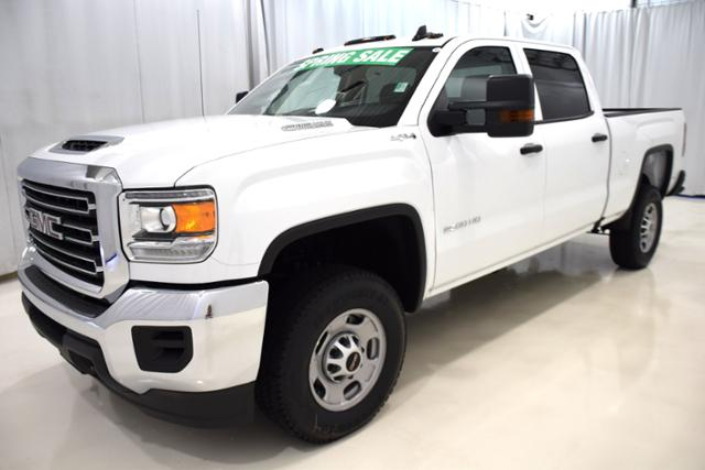 2018 Sierra 2500 Crew Cab 4x4,  Pickup #83736 - photo 5