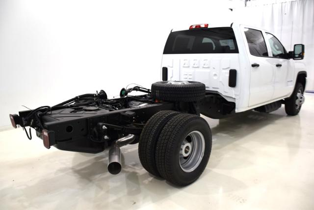 2018 Sierra 3500 Crew Cab DRW 4x4,  Cab Chassis #83737 - photo 2