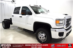 2018 Sierra 3500 Crew Cab DRW 4x4,  Cab Chassis #83737 - photo 1