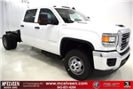 2018 Sierra 3500 Crew Cab DRW 4x4,  Cab Chassis #83741 - photo 1
