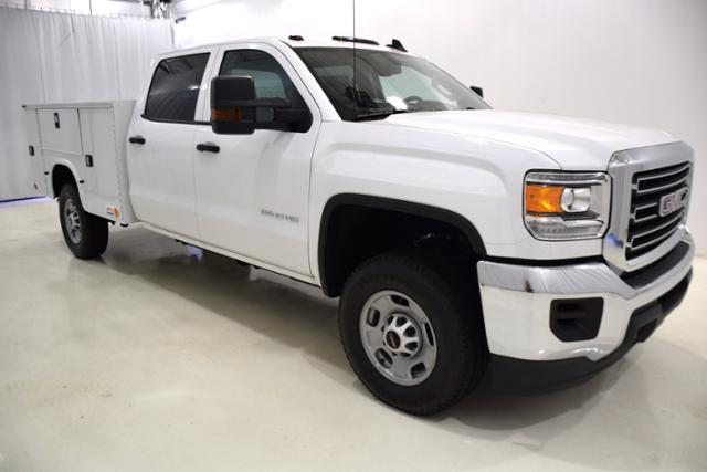 2018 Sierra 2500 Crew Cab 4x2,  Knapheide Service Body #83821 - photo 21