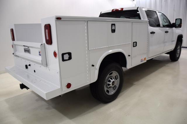 2018 Sierra 2500 Crew Cab 4x2,  Knapheide Service Body #83821 - photo 2