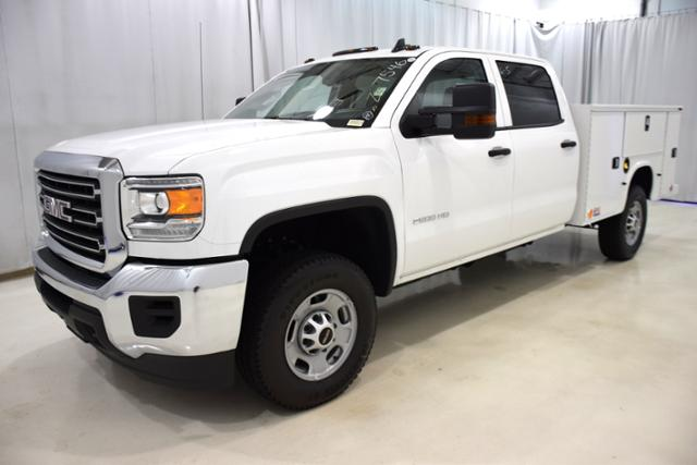 2018 Sierra 2500 Crew Cab 4x2,  Knapheide Service Body #83821 - photo 22