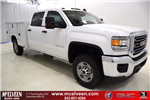 2018 Sierra 2500 Crew Cab 4x2,  Knapheide Service Body #83821 - photo 1
