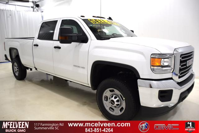2018 Sierra 2500 Crew Cab 4x2,  Pickup #83822 - photo 1