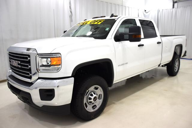 2018 Sierra 2500 Crew Cab 4x2,  Pickup #83822 - photo 5