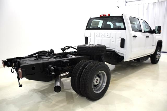 2018 Sierra 3500 Crew Cab DRW 4x4,  Cab Chassis #83849 - photo 2