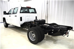 2018 Sierra 3500 Crew Cab DRW 4x4,  Cab Chassis #83849 - photo 8