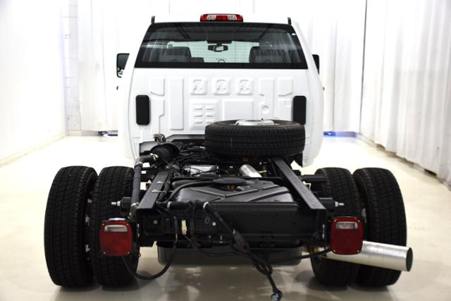 2018 Sierra 3500 Crew Cab DRW 4x4,  Cab Chassis #83866 - photo 7