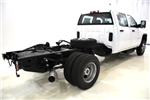 2018 Sierra 3500 Crew Cab DRW 4x4,  Cab Chassis #83866 - photo 1
