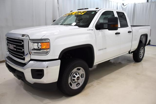 2018 Sierra 2500 Extended Cab 4x4,  Pickup #83867 - photo 5